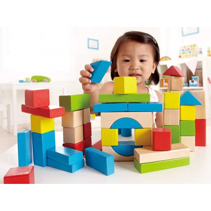 Hape 0409 Maple Blocks - 50pcs