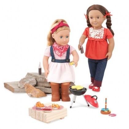 Barnyard BBQ Party Set