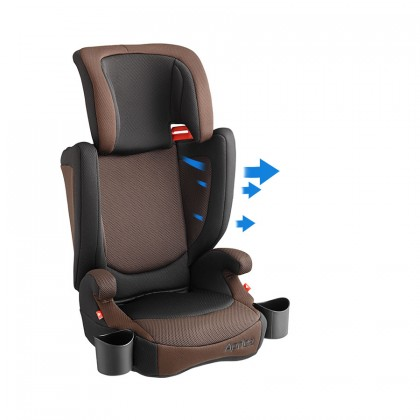 Aprica Air Ride Booster seat - Brown