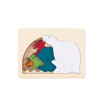 Hape George Luck - Polar Puzzle