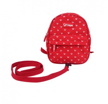 Hape Bag with Harness - Red