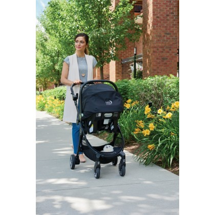 Baby Jogger City Tour Lux 2042033 For Newborn+- Rosewood