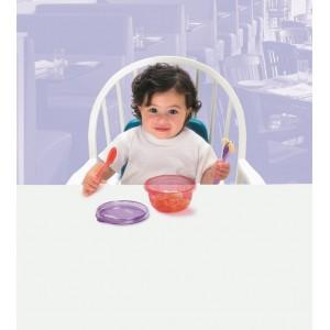 Take & Toss 8oz Toddler Bowls