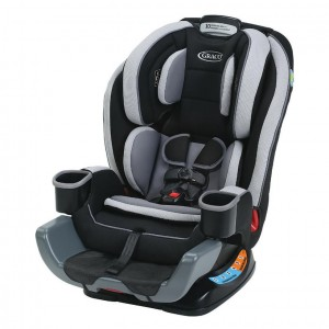 "Graco Extend2fit 3-in-1 Convertible Car Seat with 5"" extra leg room from newborn to 45 kg (Garner)"
