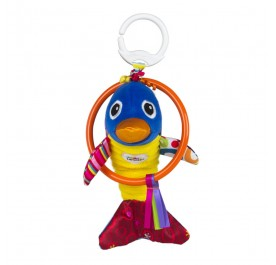 Lamaze Flipping Felipe Clip On Pram Toy