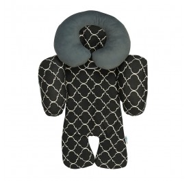 TFY Body Support - Black Quatro