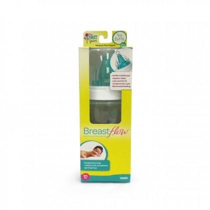 TFY Breastflow BPA Free 9oz Bottle-1pk