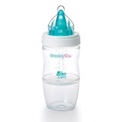 TFY Breastflow BPA Free 5oz Bottle for newborn baby