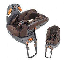 Aprica Bettino Feel DX Child Car Seat - Brownish