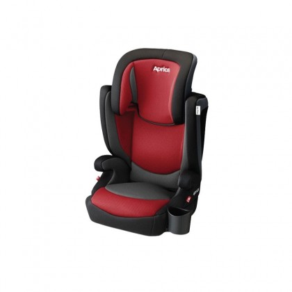 Aprica Air Ride Booster Seat Combination Booster for 15 to 36 kg - Red