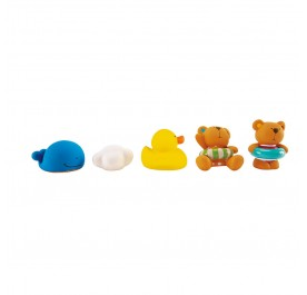 Hape Teddy & Friends Squirts