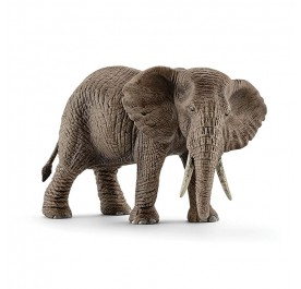 Schleich African Elephant , Female