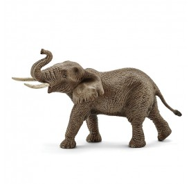 Schleich African Elephant ,Male