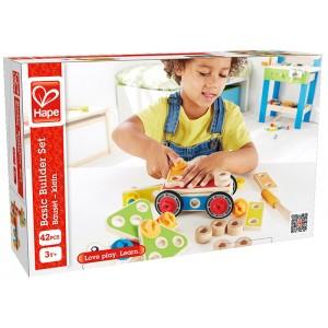 Hape Basic Builder Set