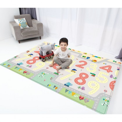 Baby Care Original Korea Playmat ~ Racing