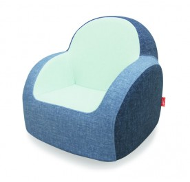 Dwinguler Kids Sofa - Blue