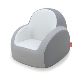 Dwinguler Kids Sofa - Dove Gray