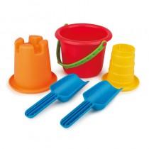 Hape Sand Toy - 5 in 1 Beach Set