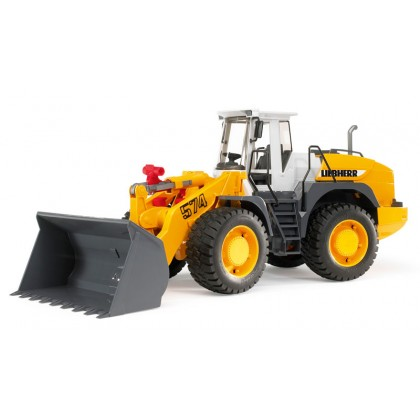 Bruder 02430 Liebher Ariculated Road Loader L574