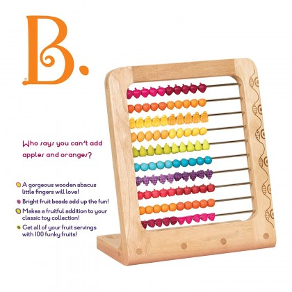 B. Toys Fruit Abacus
