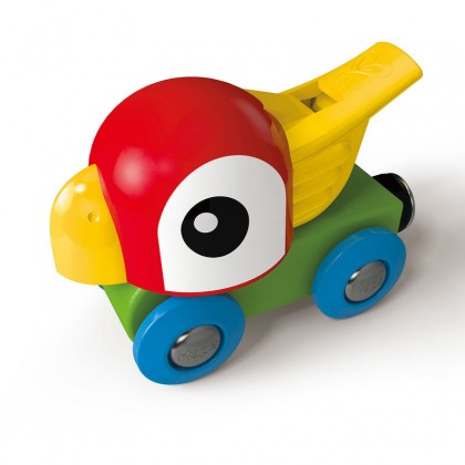 Hape 3808 Whistling Parrot Engine