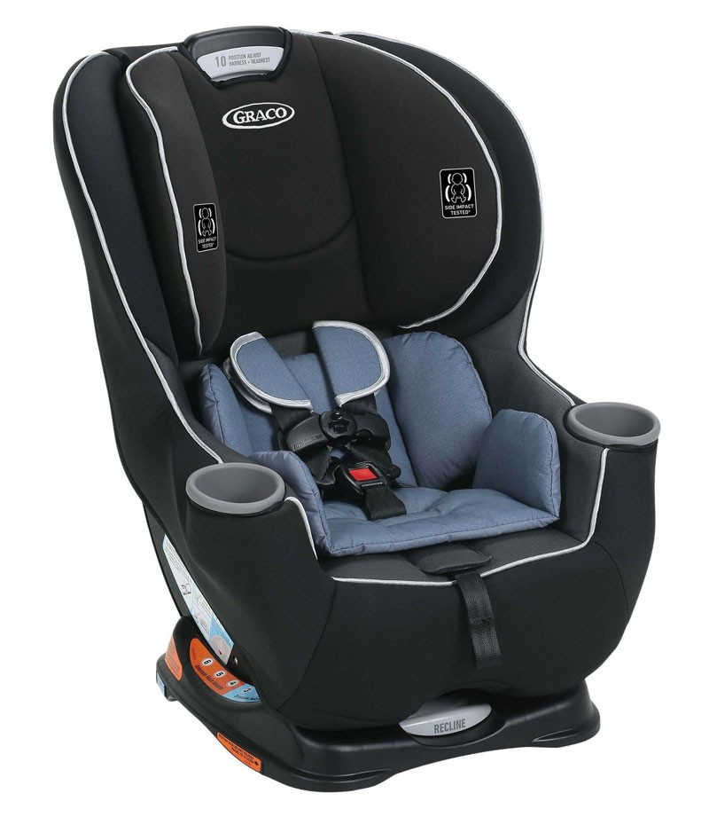 Graco Sequence 65 Convertible Car Seat - Elgin