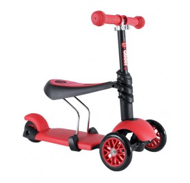 Yvolution Y'glider 3in1 Red