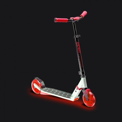 Yvolution Neon Flash Scooter Red
