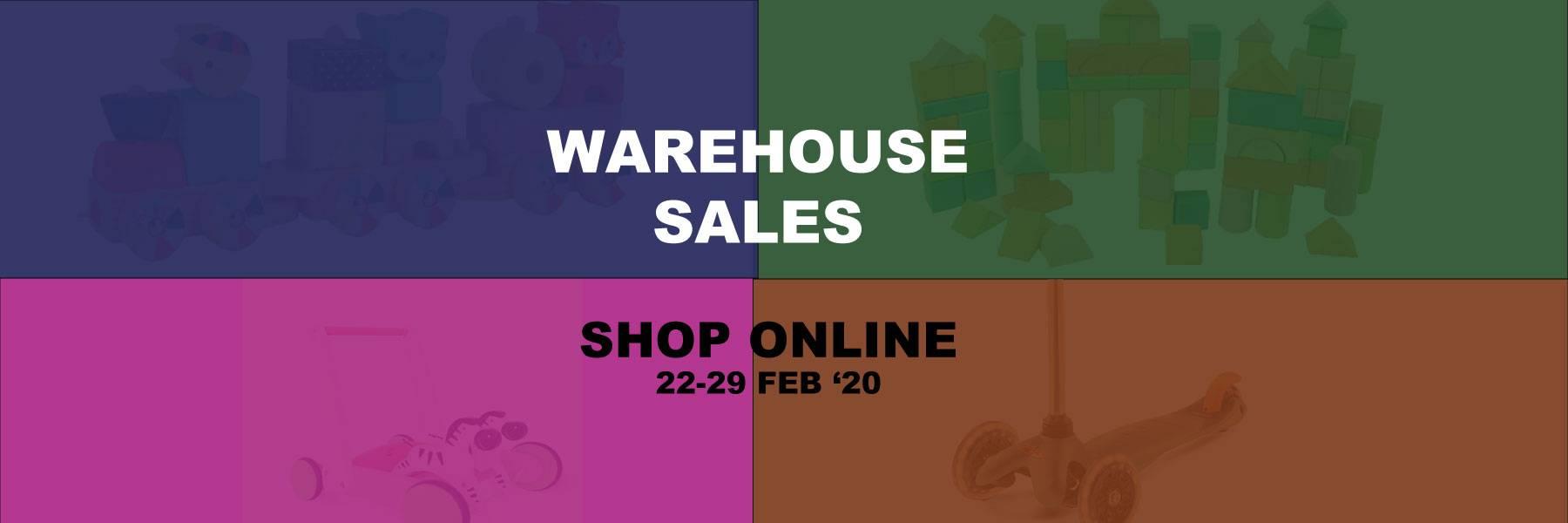 Warehouse Sales